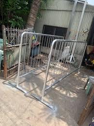 Barricade Steel Barrier Community On Carousell