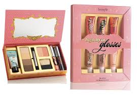 benefit cosmetics gift sets holiday