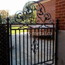 Metal Fence Gate Designs And Modern Ideas For Your Farm Or Home