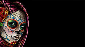 sugar skull backgrounds on hipwallpaper