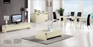 light beige living room set 4 piece