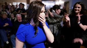 Midterm elections 2018: Abby Finkenauer wins in Iowa — Quartz