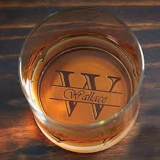 personalized amsterdam whiskey glasses
