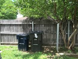 Build A Garbage Can Enclosure P1 Wilker Do S