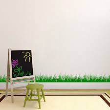 Shop Grass Wall Decal 16x48 On Sale Overstock 10759880