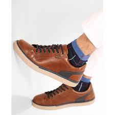 red tape lace up casual shoes