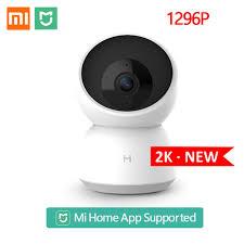 2020 Xiaomi New 2K Thông Minh Camera 1296P 360 HD Góc Cam Wifi Hồng Ngoại  Quan Sát Ban Đêm Webcam Video Camera bé An Ninh Giám Sát|Máy Ghi Hình 360°