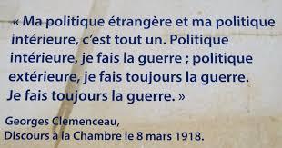 Georges Clemenceau, le courage de la République, au Panthéon ...