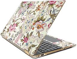 Amazon Com Mightyskins Skin Compatible With Hp Spectre X360 15 6 Gem Cut 2019 Floral Design Protective Durable And Unique Vinyl Decal Wrap Cover Easy To Apply Made In The Usa