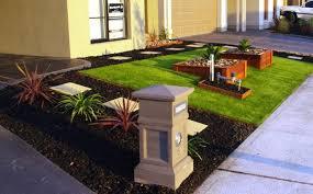 front garden designs australia home
