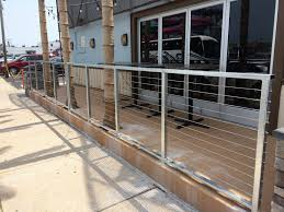 Cable Railing Systems Nj Mitchell Welding Iron Works Inc