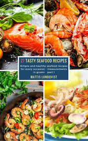 27 Tasty Seafood Recipes - part 1 eBook ...