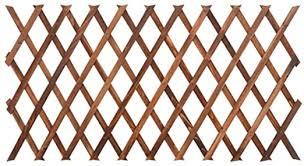 Youmu Wood Wall Trellis Expanding For Garden Flower Plant Climbing Fence 150 Cm X 30 Cm Amazon Co Uk Garden Outdoors