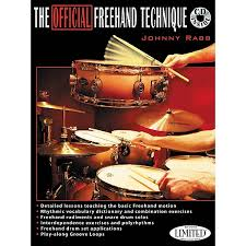 Hudson Music The Official Freehand Technique Johnny Rabb Book/CD ...