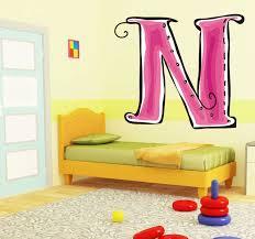 Letter N Sticker Tenstickers