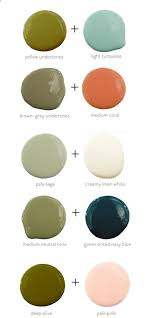 colors that pair well with olive green