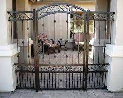 sun king fencing gates phoenix iron