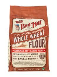 whole wheat flour bob s red mill