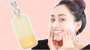 diy face cleanser natural face wash