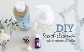 diy essential oil cleanser recipe