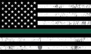 Thin Green Line Thank You Usa Flag Car D Buy Online In Costa Rica At Desertcart