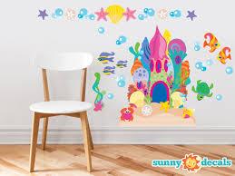 Sunny Decals Sand Castle Wall Decal Wayfair