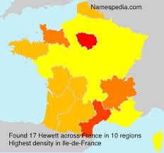Hewett - Names Encyclopedia