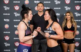 Arlene Blencowe defeats Sinead Kavanagh in Bellator return – Fight News  Australia