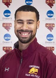 Adam Gray - Men's Track and Field - Concordia University Chicago Athletics