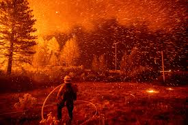 California's fires are partly fueled by climate change