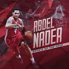Basketball - EBBF includes Abdel Nader in the Egyptian national team -  Egypt Today