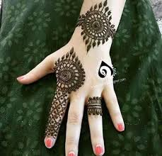 Arabic Best New Mehndi Design