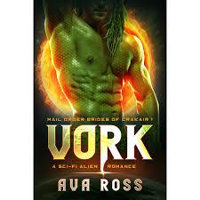 Vork (Mail-Order Brides of Crakair, #1) by Ava Ross