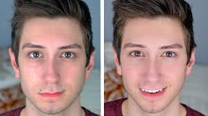 no makeup makeup tutorial for men