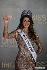 iris mittenaere of france crowned the