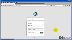 solve a blank wordpress admin panel