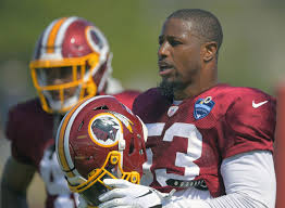 Jon Bostic is the voice of a Redskins ...