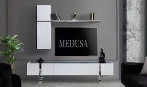 Mono Beyaz Tv Ünitesi - Medusa Home