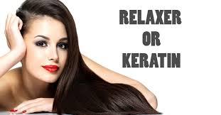 relaxer or keratin sanctuary salon