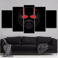 1 Panel Ant Man Paul Rudd Wall Art Canvas