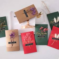 Nuevo 3d Flores Estereo Tarjeta De Felicitacion Tarjetas Postales