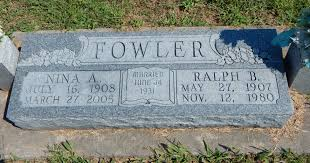 """Nina A. """"Polly"""" Low Fowler (1908-2005) - Find A Grave Memorial"""