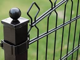Prestige Wire Mesh Fence Used In Residential Area Roadside And Park