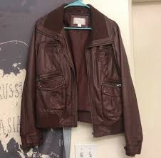 maroon faux leather jacket target