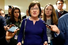Sara Gideon challenges Susan Collins in 2020 Maine Senate race