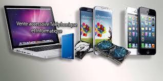 Vente de téléphone portable et accessoire