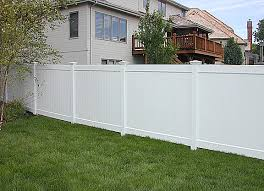 6 Vinyl Fencing Archives S W Fence Inc