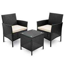 Sol 72 Outdoor Ava-May 2 Seater Bistro Set With Cushions & Reviews |  Wayfair.co.uk