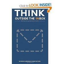 Think Outside the Inbox: The B2B Marketing Automation Guide: David  Cummings, Adam Blitzer: 9780615361819: Amazon.… | Marketing automation,  Book marketing, Marketing
