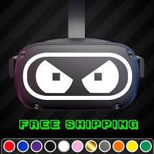 Bender Eyes Funny Vinyl Decal Fits Oculus Quest Rift Psvr Etsy